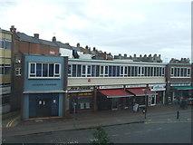 TM1714 : Shops on Jackson Road, Clacton-on-Sea by JThomas