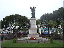 TM1714 : War Memorial, Clacton-on-Sea by JThomas
