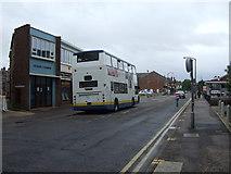 TM1714 : Jackson Road, Clacton-on-Sea by JThomas