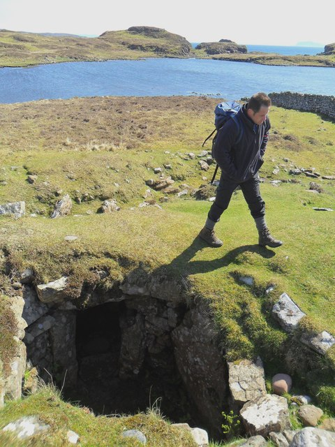 Loch na h-Airde (Chambered Cairn)