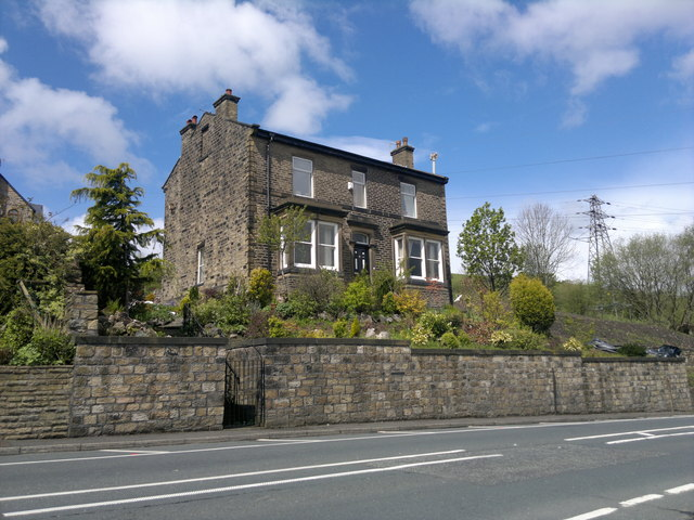 House on Wakefield Road, Stalybridge