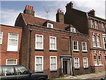 TQ7668 : No.22 and 24, Garden Street, Brompton by David Anstiss