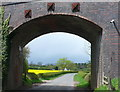 SP3866 : Through the Bridge near Hunningham by Nigel Mykura