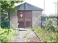 SE1232 : Electricity Substation No 1005 - Bradford Road by Betty Longbottom