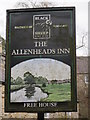 NY8545 : Allenheads Inn, Allenheads by Ian S