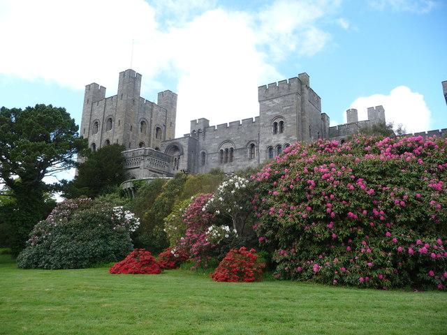 Part of Penrhyn Castle