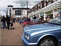 SP2871 : Kenilworth Supercar Sunday 2012 by John Brightley