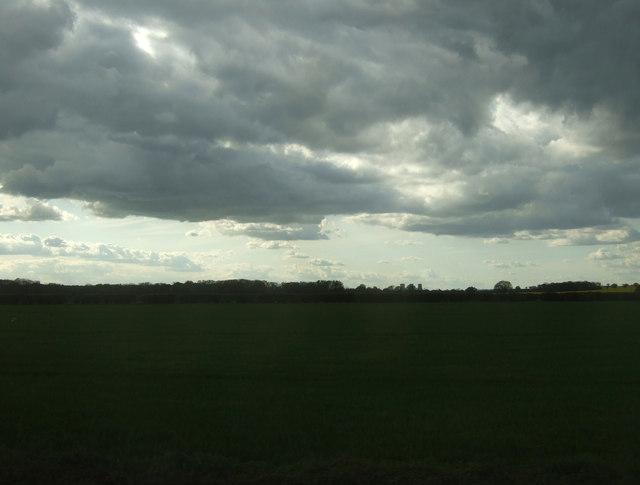 Farmland near Eagle Barnsdale