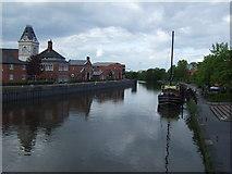 SK7954 : River Trent, Newark by JThomas