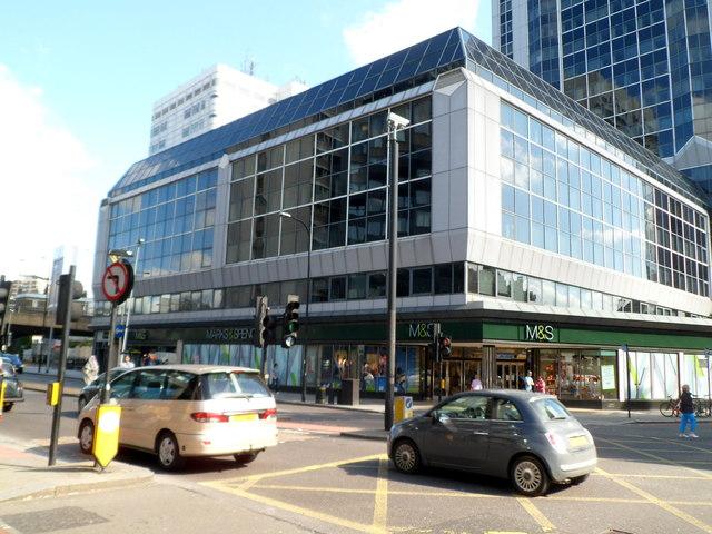 M&S Edgware Road branch, London W2