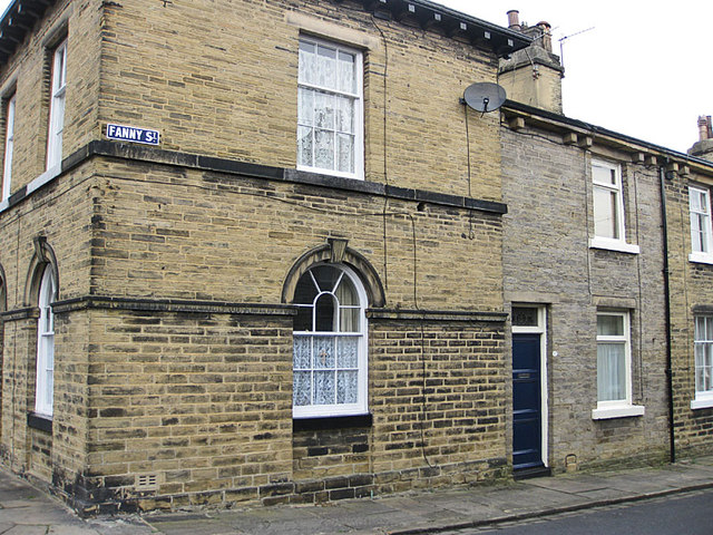 Fanny Street, Saltaire