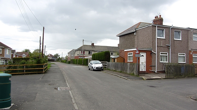 Old Ferneybeds Road