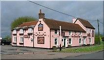 TM1227 : The Cross Inn, Horsley Cross by JThomas