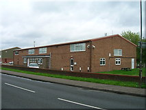 TM0932 : Industrial unit, Station Road, Manningtree by JThomas