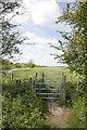 SU2698 : Couple of gates by Bill Nicholls
