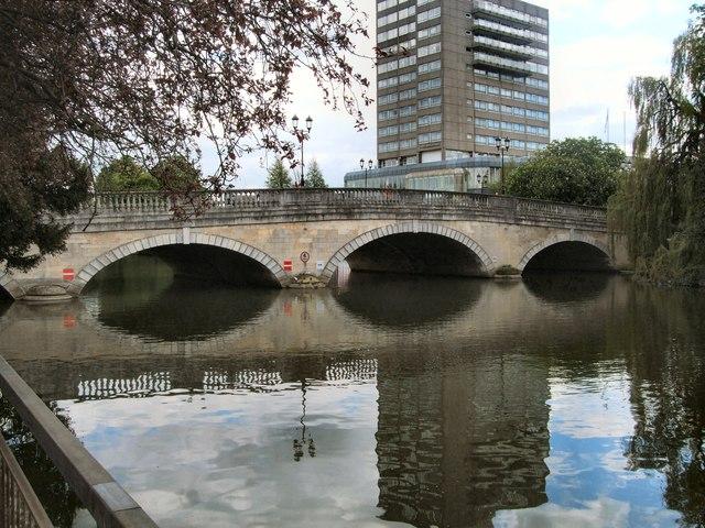 Bedford Town Bridge