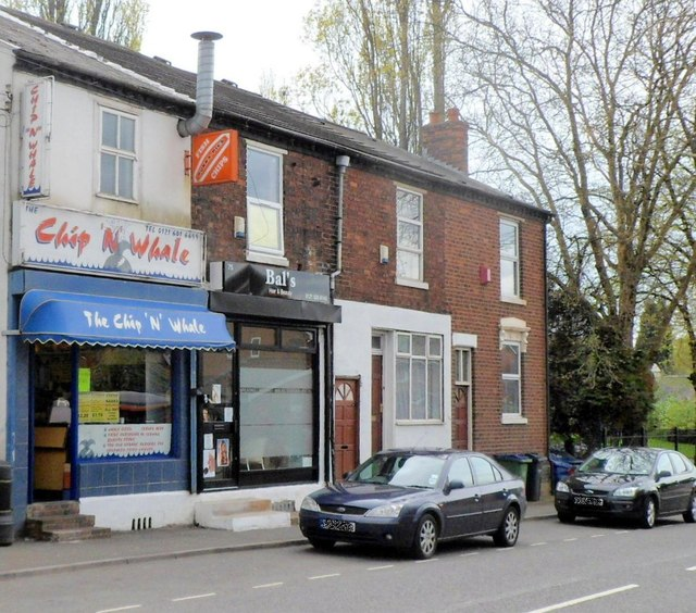 The Chip 'N' Whale, Tividale