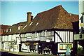 TQ8833 : Wealden Hall House, Tenterden by Colin Smith