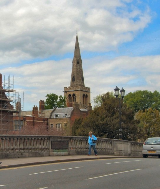 St Paul's church, Bedford