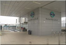 TQ3884 : Stratford International (DLR) by Sandy B