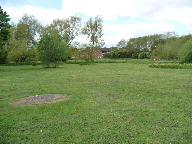Radleys Park from Radleys Walk