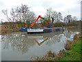 SU4566 : Newbury - Dredger by Chris Talbot