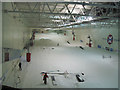 NS5167 : Ski slopes inside X-Scape by John Firth