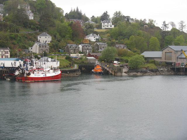 Oban Lifeboat - 'Mora Edith MacDonald' (14-23)