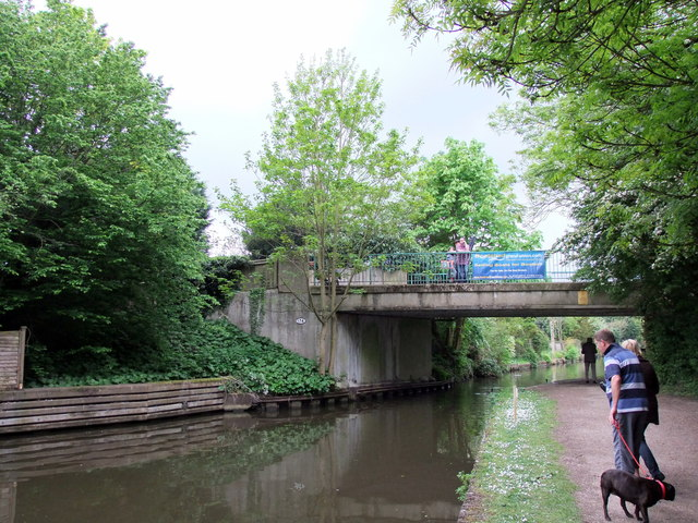 Bridge number 174, Grand Union Canal, Rickmansworth