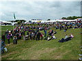 SX9891 : Devon County Show - crowd by Chris Allen