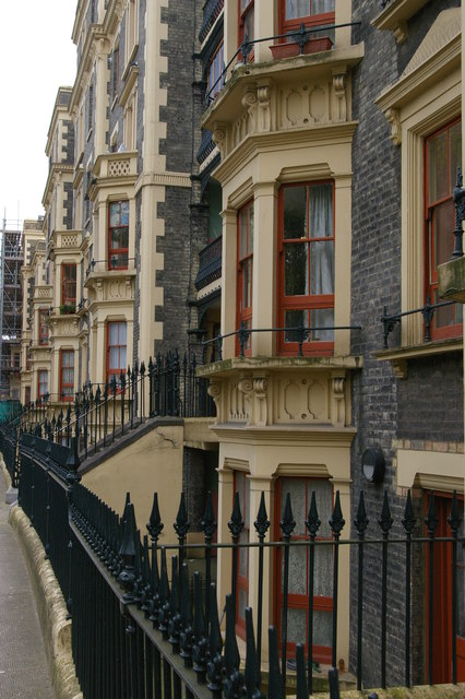 Tenements, Columbia Road