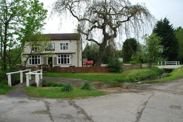 Ford at The Royal Oak, Snitterby