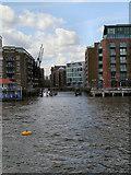 TQ3379 : St Saviour's Dock by David Dixon