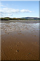 NX9054 : Mersehead Sands by Walter Baxter