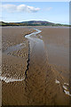 NX9053 : Mersehead Sands by Walter Baxter