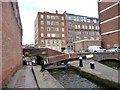 SP0687 : Ludgate Hill crossing the canal by Christine Johnstone