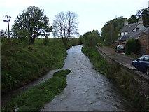NT6578 : Biel Water, West Barns by JThomas