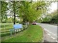SJ7873 : Invitation to a Jubilee picnic, Stocks Lane by Christine Johnstone