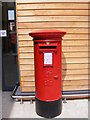 TM3862 : Tesco Saxmundham Postbox by Adrian Cable