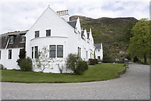 NG7015 : Kinloch Lodge Hotel by Peter Moore