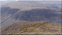 NG9763 : West ridge of Meall a' Ghuibhais by Trevor Littlewood