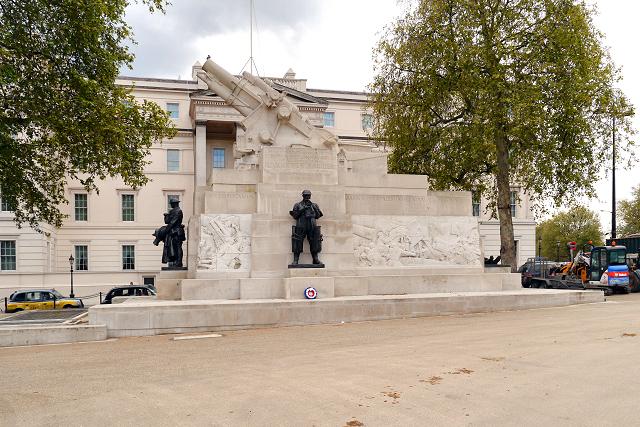 Hyde Park Corner, The Artillery Corps Memorial