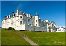 NW9954 : Portpatrick Hotel by Andy Farrington