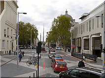 TQ2679 : Exhibition Road, South Kensington by David Dixon