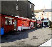 SS8591 : Three businesses, Maesteg Market by Jaggery