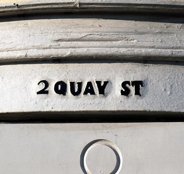 2 Quay Street, Bangor
