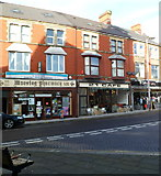 SS8591 : Two Talbot Street businesses, Maesteg by Jaggery