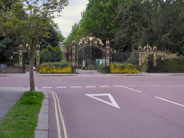 Chester Gate, Regent's Park