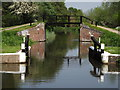 TQ0557 : Footbridge at Walsham Gates by Colin Smith