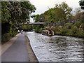 TQ2783 : Regent's Canal Near London Zoo by David Dixon